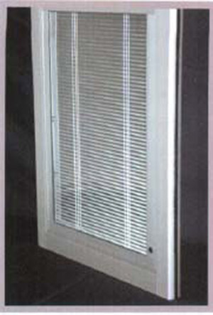 Commercial Framed Window Blinds Framed Blinds In